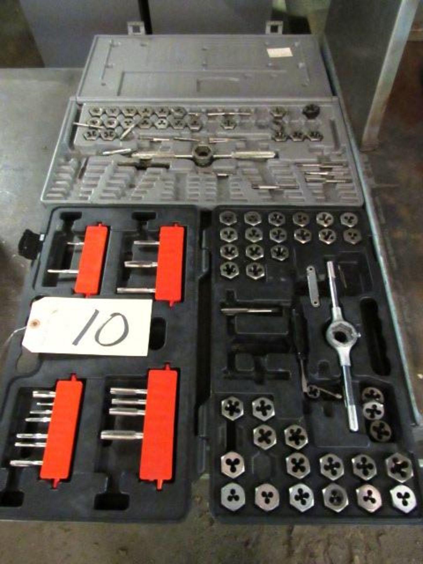 Lot 10 - (2) Tap & Die Sets