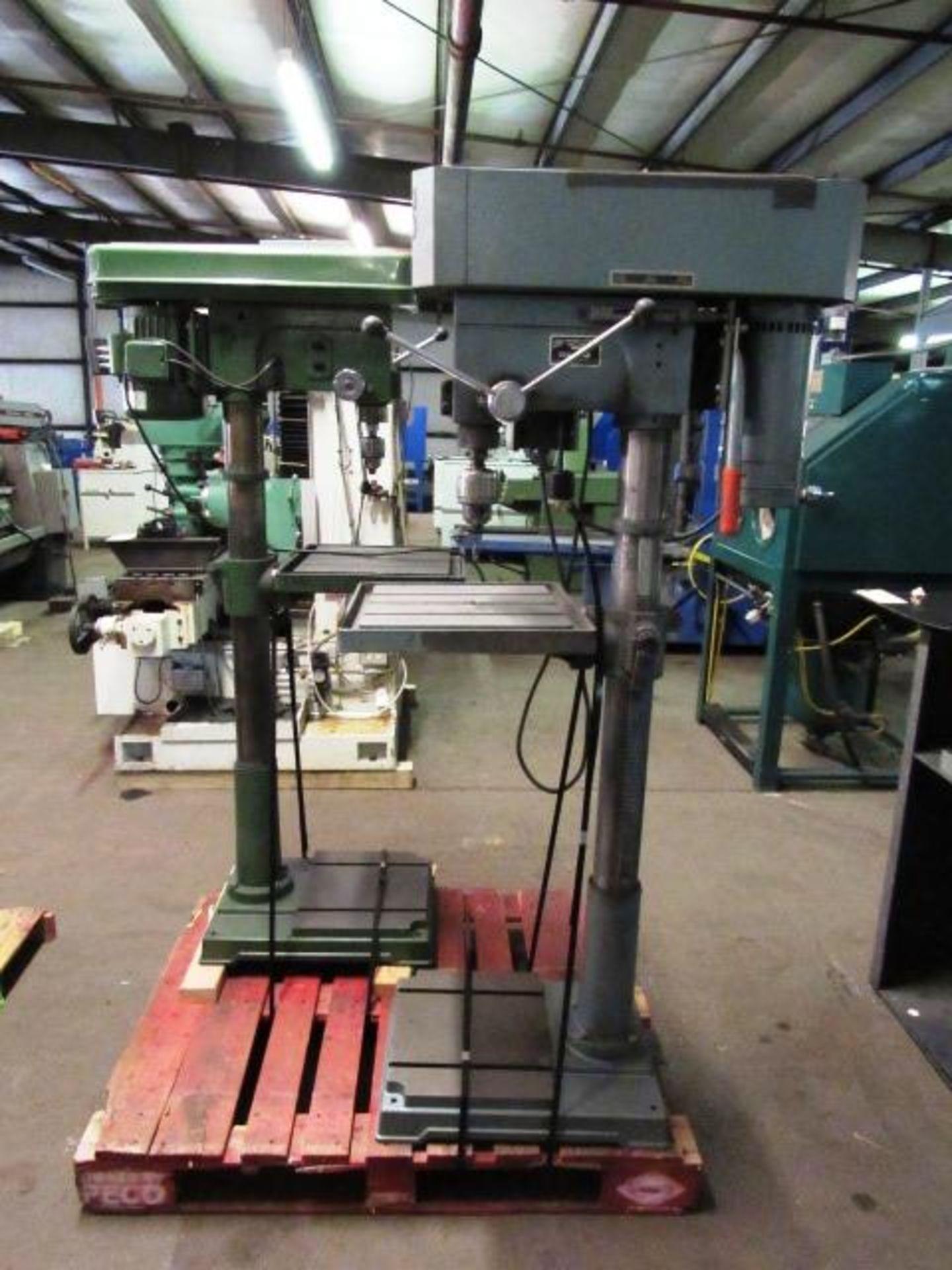 Lot 25 - Ellis Model 90DP-2 Variable Speed Drill Press