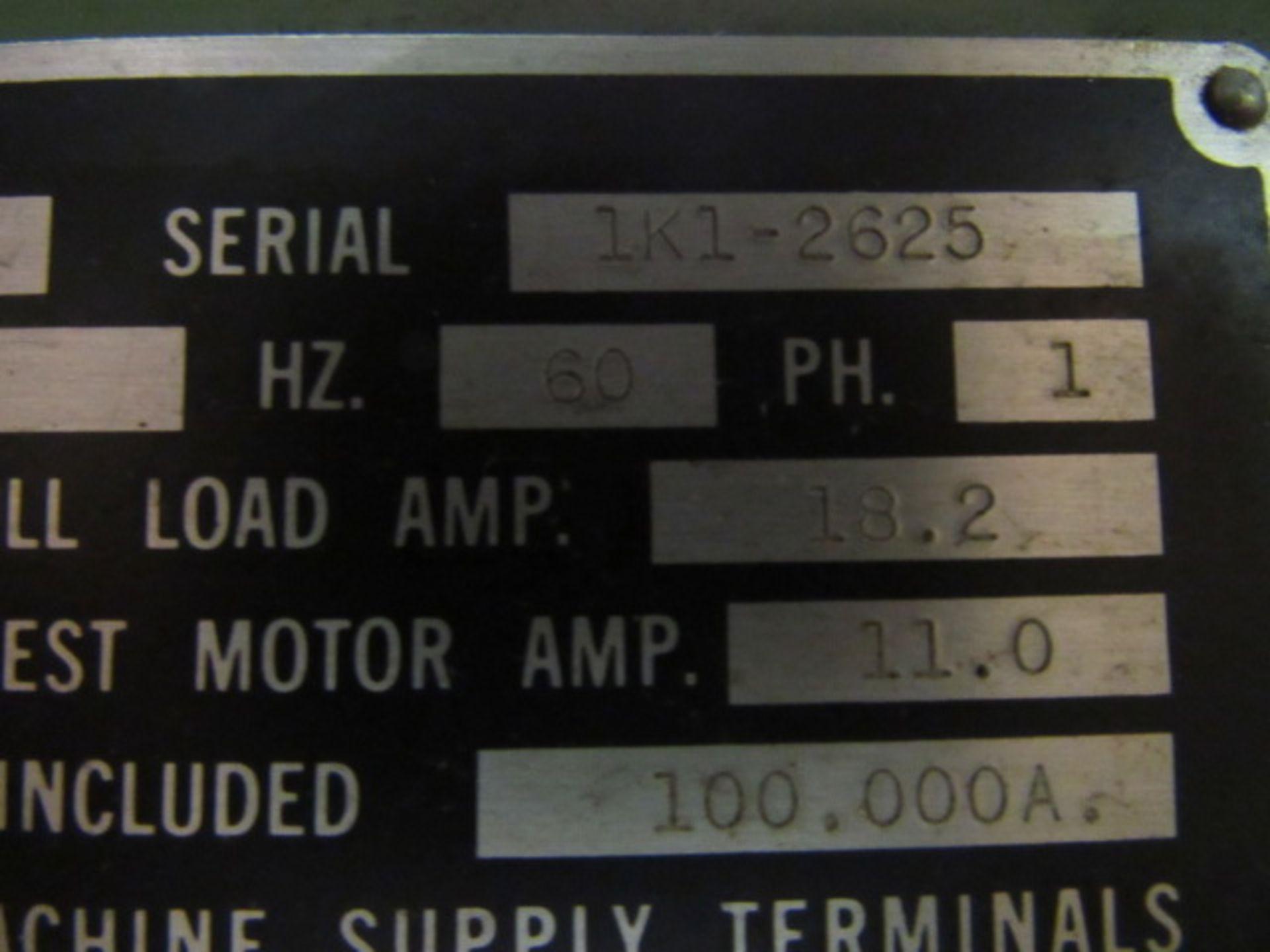 Lot 33 - Sunnen Model CH-100K Horizontal Line Hone