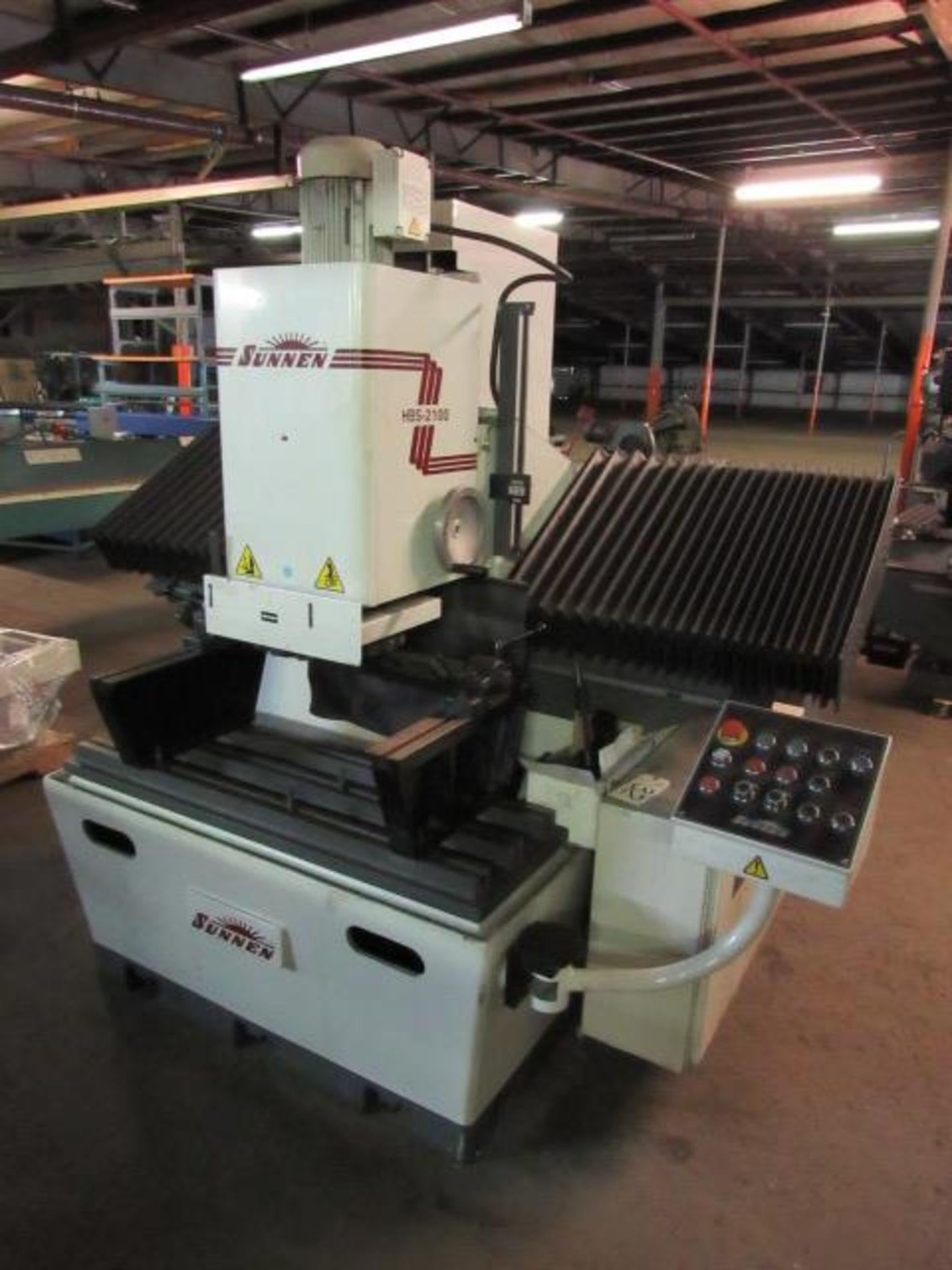 Lot 32 - Sunnen Model HBS 2100-D Head & Block Resurfacing Machine