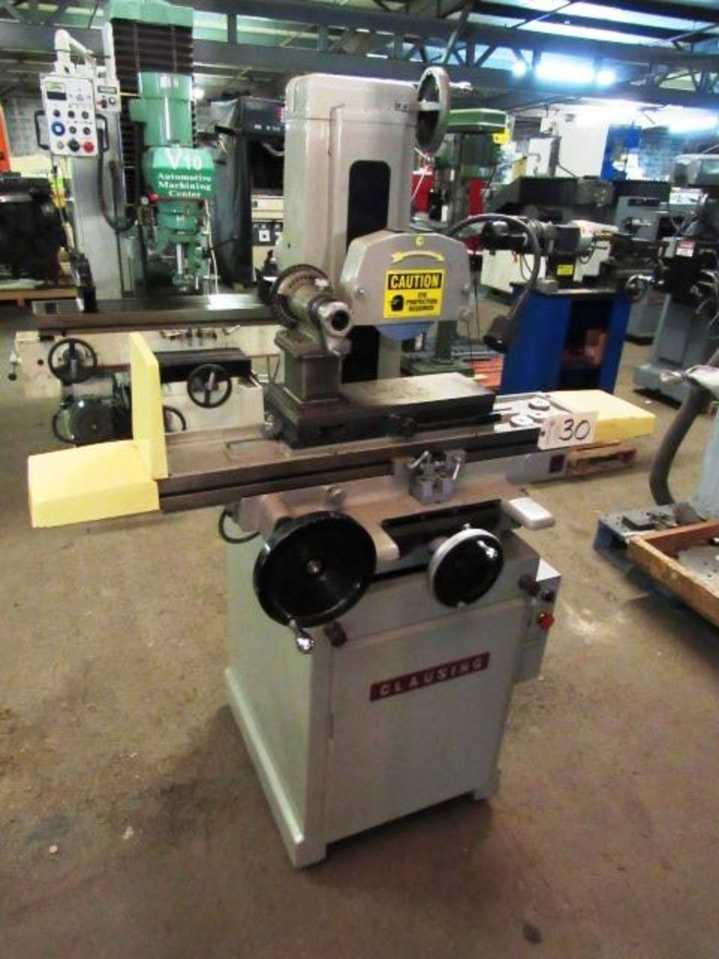 Clausing Model CS-618C 6'' x 18'' Surface Grinder