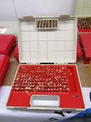 SPI M1 Plus 0.061'' - 0.250'' Pin Gauge Set