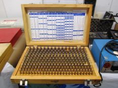 Meyer M-2 Plus 0.251''-0.500'' Pin Gauge Set