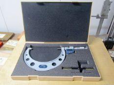 Mitutoyo 5''-6'' Digital Outside Micrometer