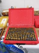 MHC M2 Minus 0.251'' - 0.500'' Plug Gauge Set
