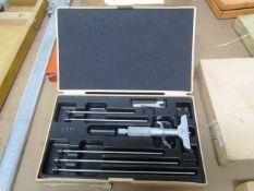 Mitutoyo 0.001'' Depth Micrometer