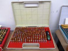 SPI M2 Plus 0.251'' - 0.500'' Pin Gauge Set
