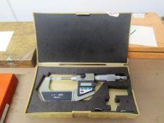 Mitutoyo 0''-1'' Digital Micrometer