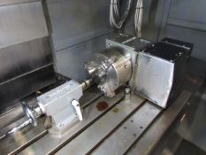 """8-1/2"""" 4th Axis Rotary Table with Tailstock"""