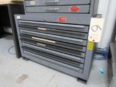 Huot 8 Drawer Cabinet
