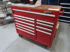 Waterloo 11 Drawer Portable Tool Cabinet