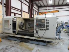 Kingston CP1000 Flatbed CNC Chucker