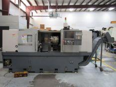 Okuma Genos L400E CNC Turning Center