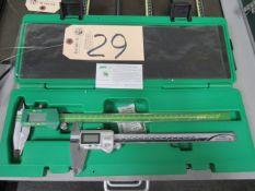 Pantec 12'' Digital Caliper & Mitutoyo 8'' Caliper