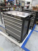 Portable Tool Cabinet