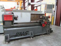 Haas TL-3 CNC Flatbed Lathe
