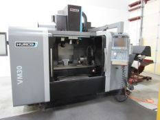 Hurco VM30 4-Axis CNC Vertical Machining Center
