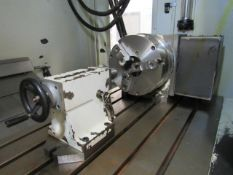 """12"""" 4th Axis Rotary Table with Tailstock"""