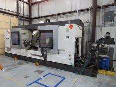 Okuma Multus B400W X 2000 II Big Bore CNC Multi-Tasking Center