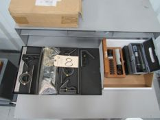 (2) Combo Square Sets & (2) Refractometers