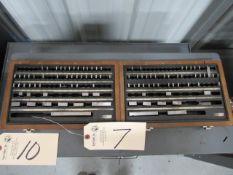(2) Sets Gauge Blocks