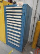 Lyon 13 Drawer Tool Cabinet (no contents)