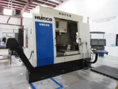 Hurco VMX50 4-Axis CNC Vertical Machining Center