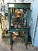 Carolina 20 Ton H-Frame Hydraulic Shop Press