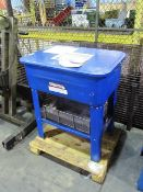 Westward Parts Washer