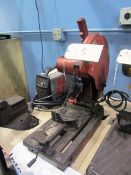 Milwaukee Bench Type Abrasive Chop Saw