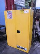 2 Door Flammable Paint Cabinet