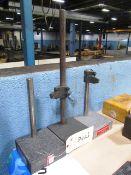 (3) Granite Base Indicator Stands