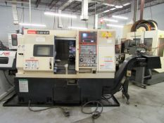 Mazak Quick Turn Nexus 100-II MS CNC Turning Center