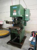 Denison Model FH20-20-H/C 309SS1 Multipress Hydraulic Press