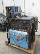 Miller Syncrowave 300 Tig Welder with Miller Coolmate 3 Chiller Unit