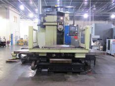 Kuraki KBT11DX-A 4-Axis CNC Horizontal Boring Mill