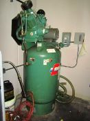 Champion R30D 15 HP 2-Stage Reciprocating Vertical Tank Air Compressor