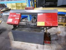 Ramco Model RS100P Horizontal Bandsaw