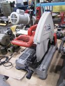 Milwaukee 12'' Bench Type Abrasive Cut-Off Saw