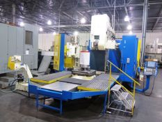 Cincinnati T30-5 5-Axis CNC Horizontal Machining Center