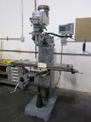 Bridgeport Variable Speed Milling Machine