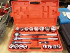 Grip Socket Set