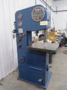 DoAll Model 1612-1 16'' Vertical Band Saw