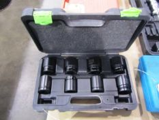 Pittsburgh Pro Socket Set