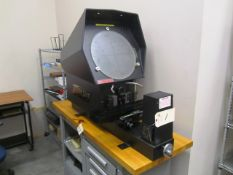 SPI Masterview 14'' Bench Type Optical Comparator
