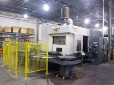 Cincinnati Geminex H5-800 5-Axis CNC Horizontal Machining Center