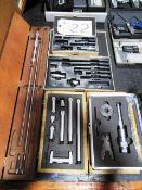 .05-0.65 3-Point ID Micrometer & 2-24 ID Micrometer & 2-8 ID Micrometer