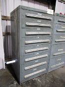 8 Drawer Tool Cabinet