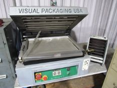 Visual Packaging Heat Sealing Machine