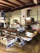 Kuraki KBT-1003W Table Type Horizontal Boring Mill